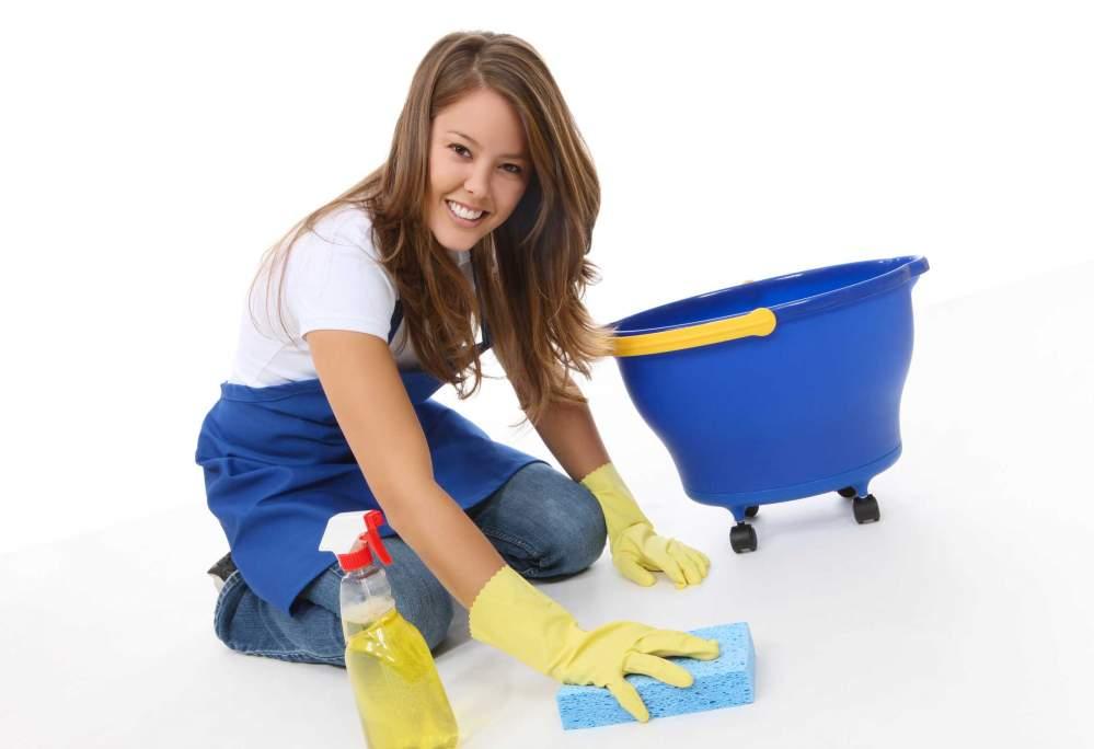 Мытье поверхностей производится мыльно-уксусным раствором